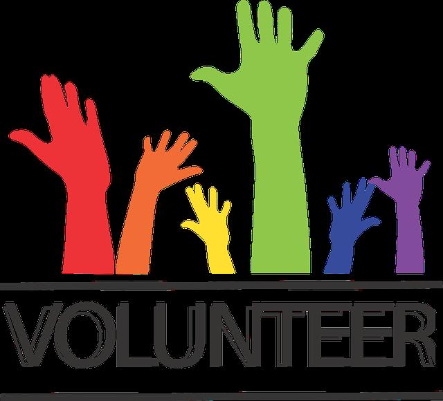 Volunteer Poster Illustrator - Free vector graphic on Pixabay (668772)