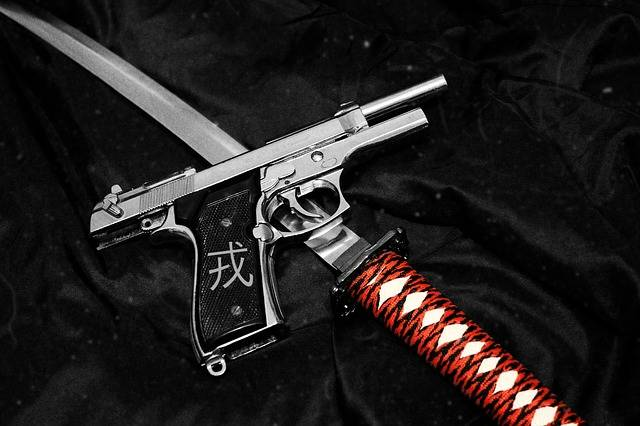 Weapon Beretta M9 Handgun - Free photo on Pixabay (670061)