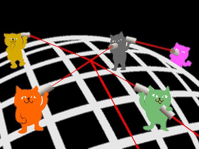 Yarn Phone Communications Network - Free image on Pixabay (670271)