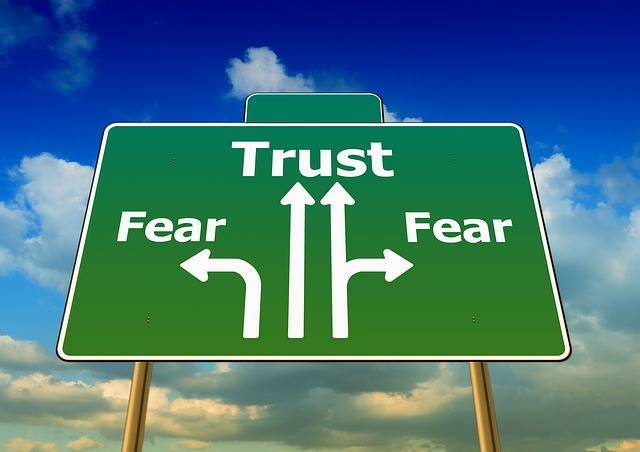 Fear Trust Away - Free image on Pixabay (670487)