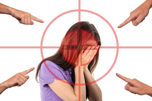 Bullying Woman Face - Free photo on Pixabay (671010)