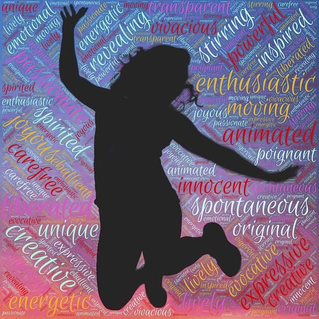 Enthusiastic Energetic Young - Free image on Pixabay (673638)