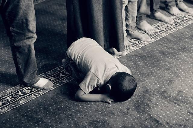 Kid Praying Muslim - Free photo on Pixabay (673726)