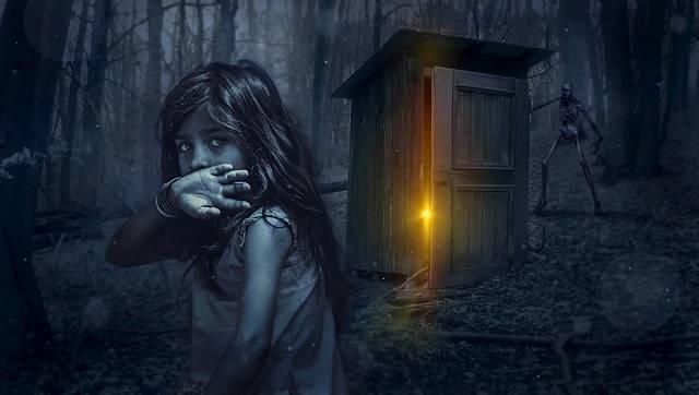 Fantasy Gloomy Fear - Free photo on Pixabay (674050)