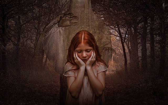 Ghost Girl Gothic - Free photo on Pixabay (674052)