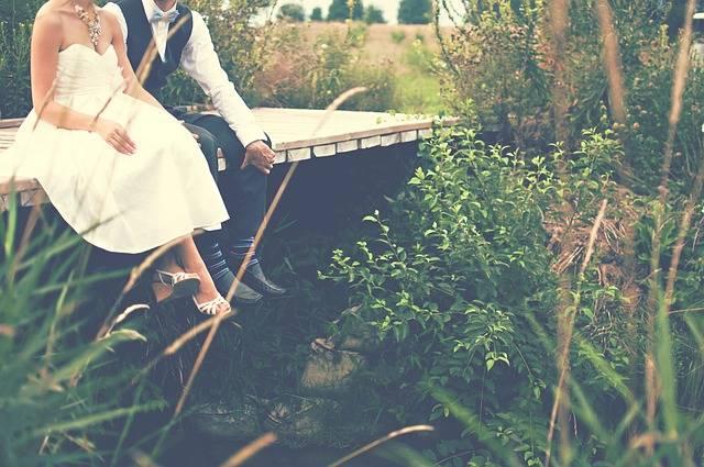 Bride And Groom Couple - Free photo on Pixabay (675833)
