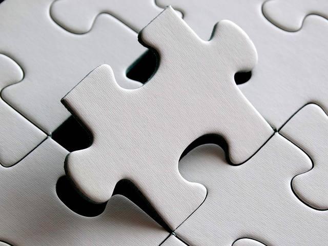 Puzzle Last Particles Piece - Free photo on Pixabay (677092)