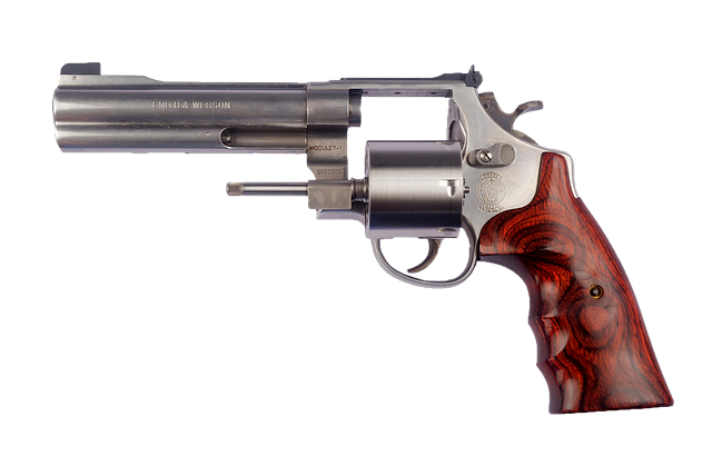 Smith And Wesson Gun Handgun - Free photo on Pixabay (682496)
