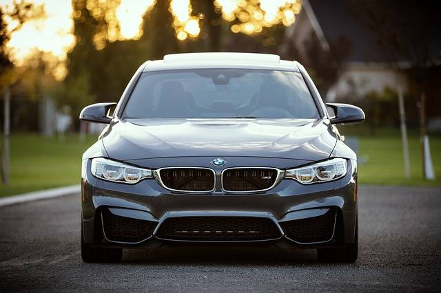 Bmw Car Front Sports - Free photo on Pixabay (682501)