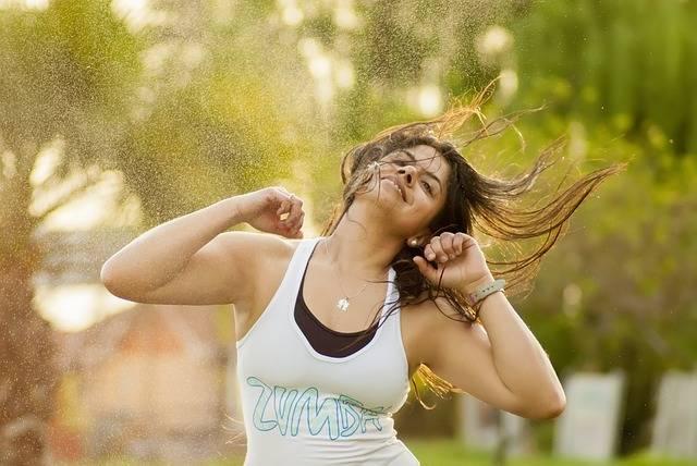 Zumba Sport Exercise - Free photo on Pixabay (683299)
