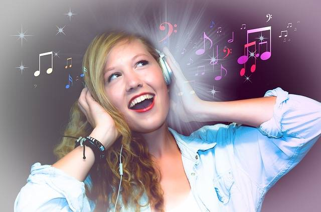 Singer Karaoke Girl - Free photo on Pixabay (683634)