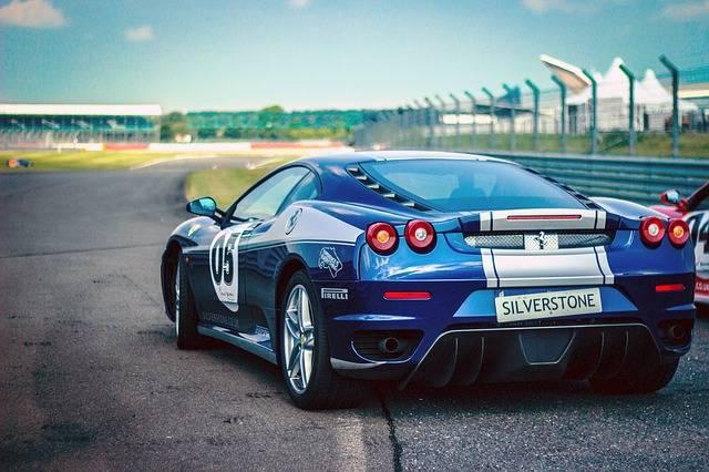 Car Race Ferrari Racing - Free photo on Pixabay (683635)