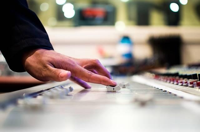 Mixing Desk Mixer Slide Control - Free photo on Pixabay (685485)