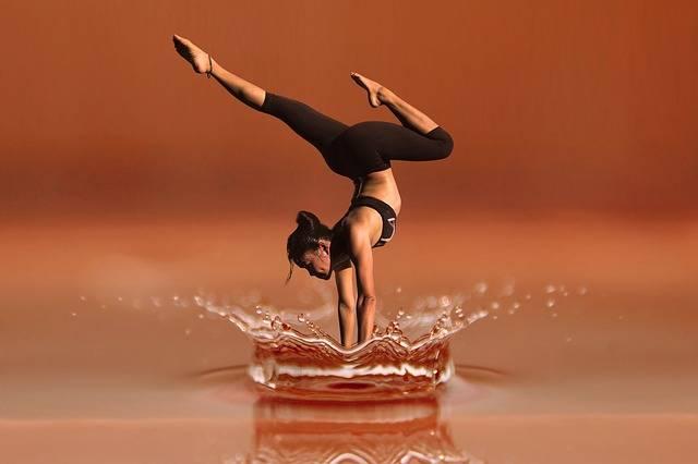 Dance Yoga Meditation - Free photo on Pixabay (685487)