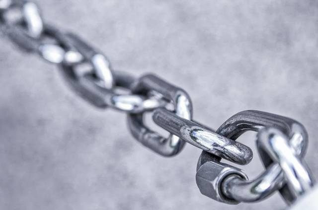 Chain Stainless Steel Metal - Free photo on Pixabay (685489)