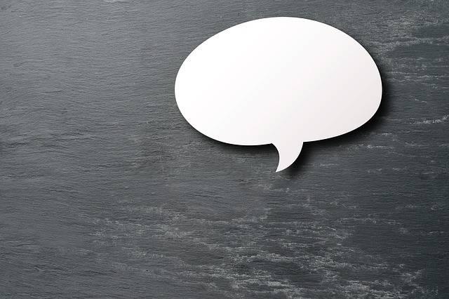 Balloon Talk Paper - Free photo on Pixabay (685899)