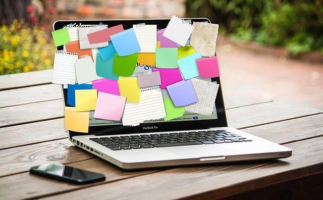 Bulletin Board Laptop Computer - Free photo on Pixabay (686001)
