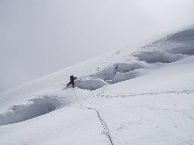 Glacier Crevasse North Wall - Free photo on Pixabay (686004)