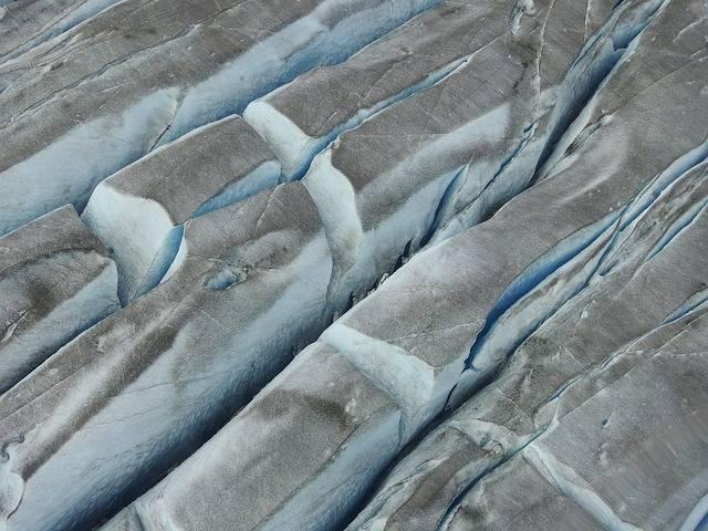 Taku Glacier Crevasses - Free photo on Pixabay (686027)