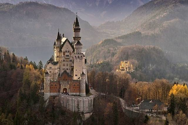 Neuschwanstein Castle Germany - Free photo on Pixabay (686668)