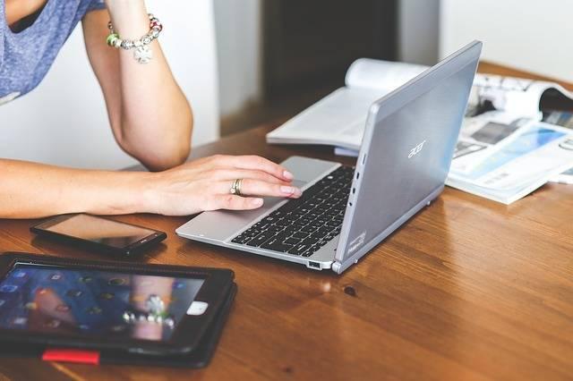 Technology Laptop Keyboard - Free photo on Pixabay (688208)