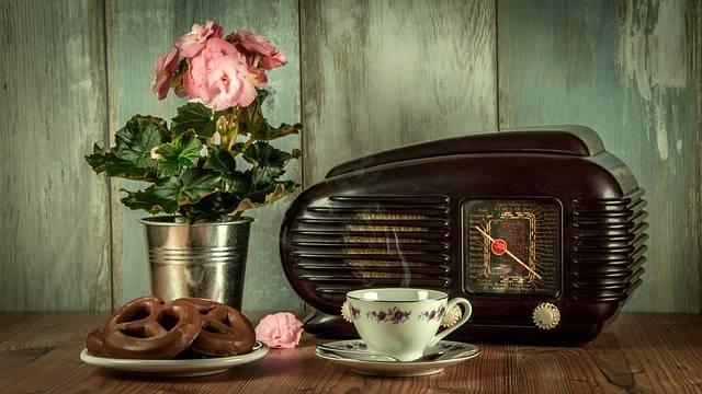 Vintage Retro Radio An - Free photo on Pixabay (690385)
