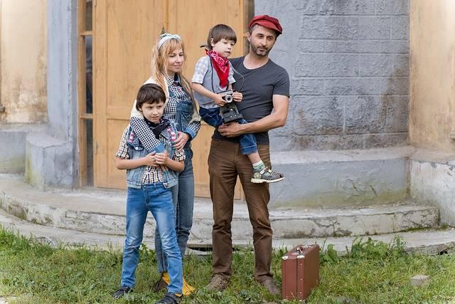 Family Country Retro - Free photo on Pixabay (690515)