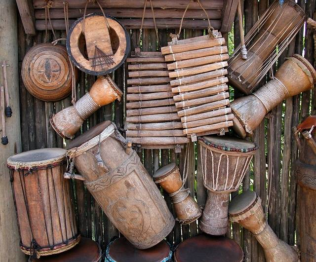 African Instruments Background - Free photo on Pixabay (690793)