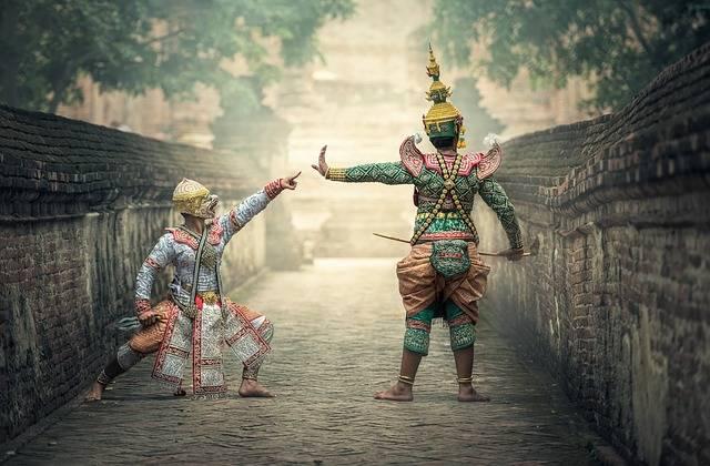 Actor Bangkok Asia - Free photo on Pixabay (691313)