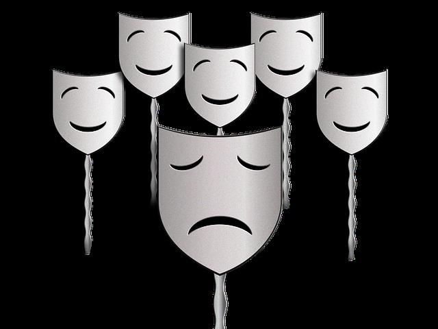 Masks Faces Mourning - Free image on Pixabay (693107)