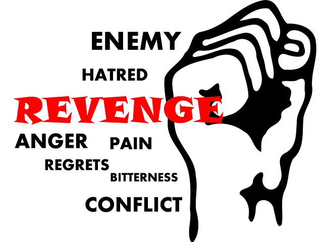 Revenge Enemy Anger - Free image on Pixabay (693471)