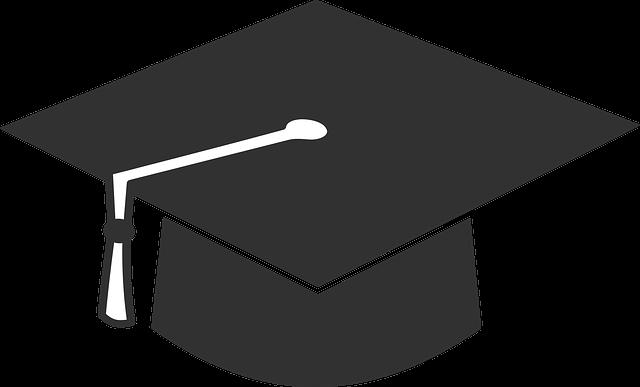 Cap School Graduation - Free vector graphic on Pixabay (696870)