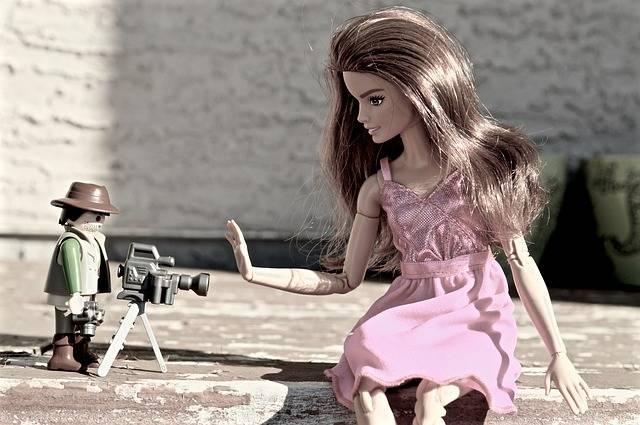 Barbie Camera Paparazzi - Free photo on Pixabay (696873)