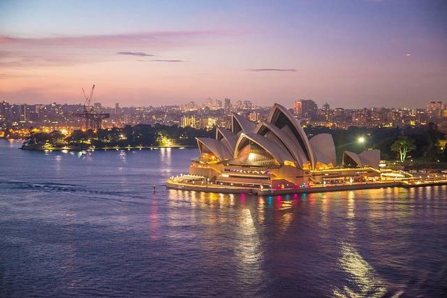 Sydney Opera House - Free photo on Pixabay (699329)