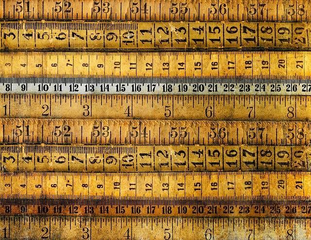 Measure Yardstick Tape - Free photo on Pixabay (699989)