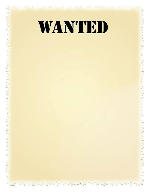 Wanted Poster - Free image on Pixabay (699995)