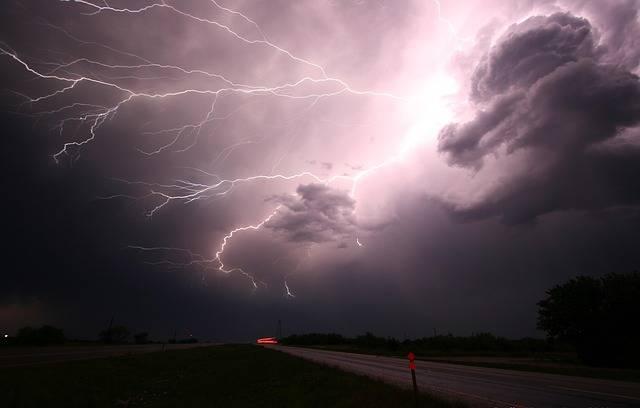 Lightning Thunder Storm - Free photo on Pixabay (703212)