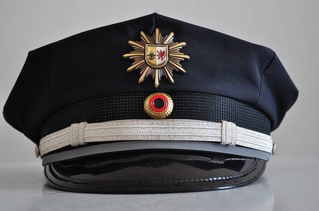 Police Hat Mecklenburg Western - Free photo on Pixabay (703421)