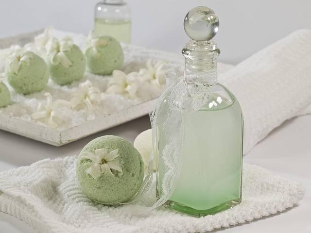 Bath Balls Mint Woodruff Natural - Free photo on Pixabay (703953)