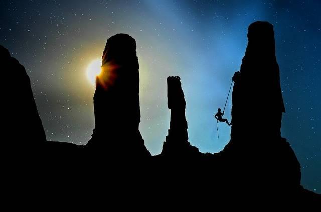 Mountaineer Climb Climbing Sport - Free photo on Pixabay (704178)