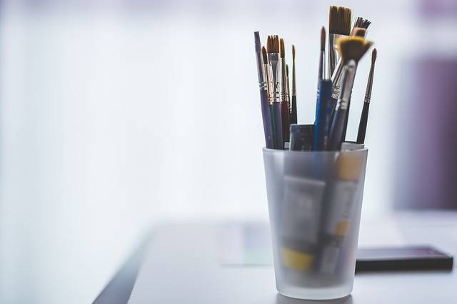 Art Materials Blur Equipment Oil - Free photo on Pixabay (704286)