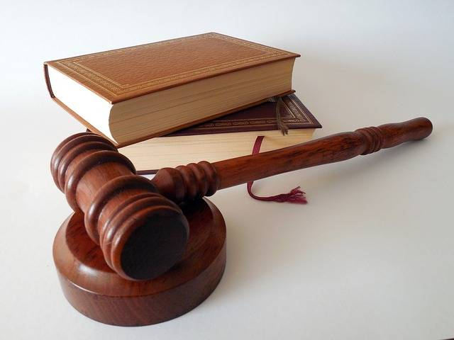 Hammer Books Law - Free photo on Pixabay (704345)