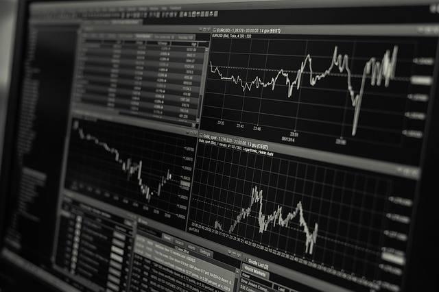 Stock Trading Monitor - Free photo on Pixabay (705026)