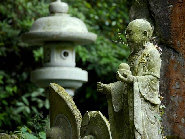 Guardian Deity Of Children Stone - Free photo on Pixabay (705031)