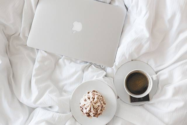 Coffee Cup Macbook - Free photo on Pixabay (705997)