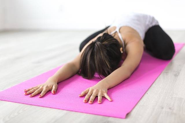 People Woman Yoga - Free photo on Pixabay (706276)