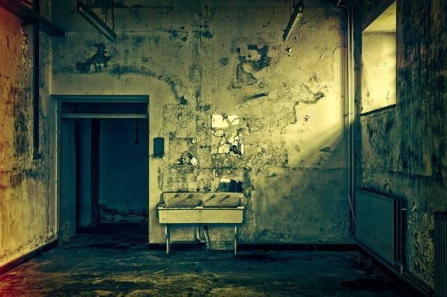 Horror Spooky Mystical - Free photo on Pixabay (706399)