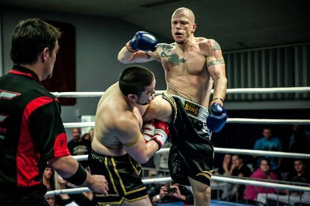 Muay Thai Fight Fitness - Free photo on Pixabay (706504)