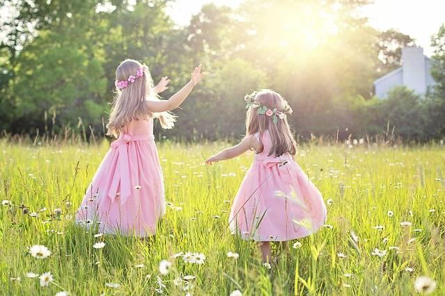 Summer Little Girls Children - Free photo on Pixabay (708229)