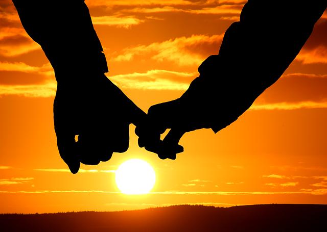 Pair Sunset Mood - Free photo on Pixabay (708972)